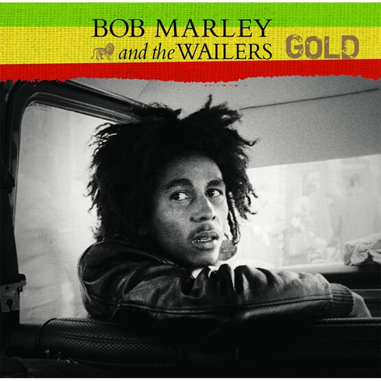 Bob Marley and the Wailers - Gold - Double Disc