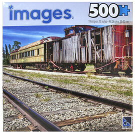 Images Puzzles - 500 piece - Assorted