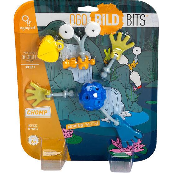 OgoSport OgoBILD Series 3 SuperBits Figure - Assorted