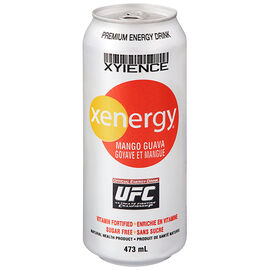 Xyience Xenergy - Mango Guava - 473 ml