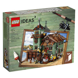 LEGO® Ideas - Old Fishing Store