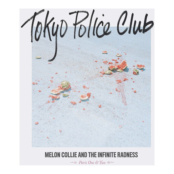 Tokyo Police Club - Melon Collie and the Infinite Radness: Parts 1 and 2 - Vinyl