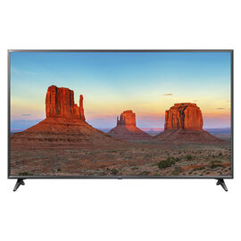 LG 65-in 4K UHD Smart TV with webOS 4.0 - 65UK6090