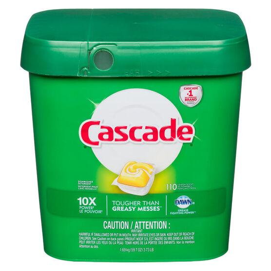 Cascade Action Pacs - Lemon - 110's