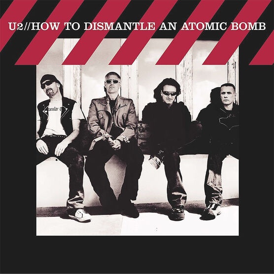U2 - How To Dismantle An Atomic Bomb - Vinyl