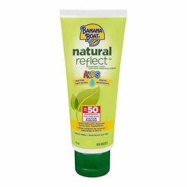 Banana Boat Natural Reflect Kids Sunscreen Lotion - SPF 50 - 120ml