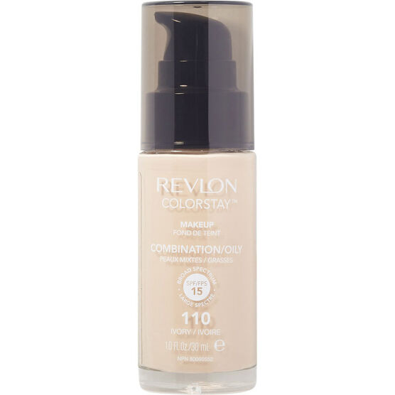 Revlon ColorStay Makeup for Combination/Oily Skin - Ivory