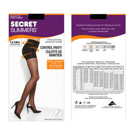 Secret Slimmers Firm Control