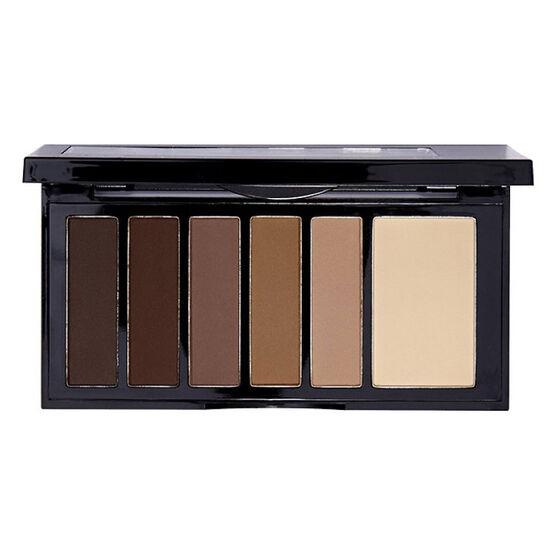 Kiss Pro Hexa Eyeshadow Palette - Matte Nude