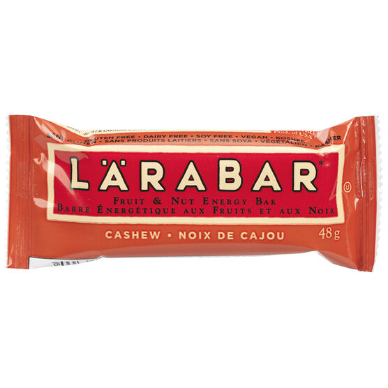 Larabar Energy Bar - Cashew - 48g
