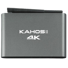 Yixu 4K Android TV Decoder - Grey - KAHOS II
