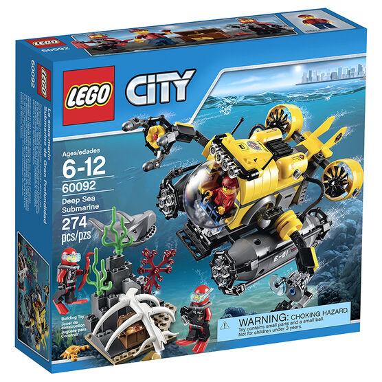 LEGO City - Deep Sea Submarine