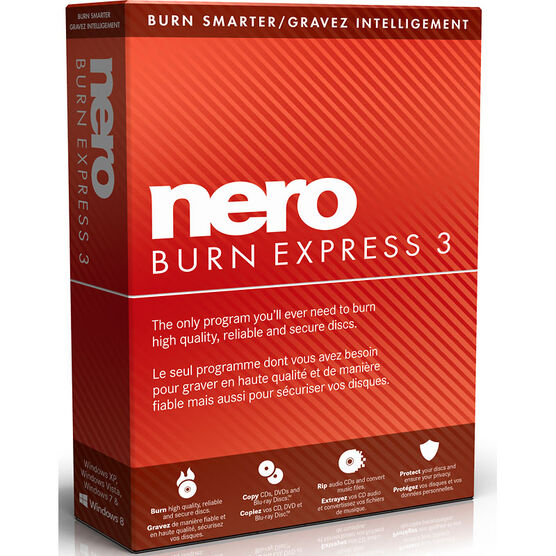 Nero Burn Express 3 -  8112532