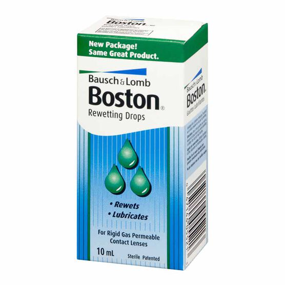 Boston Rewetting Drops - 10ml