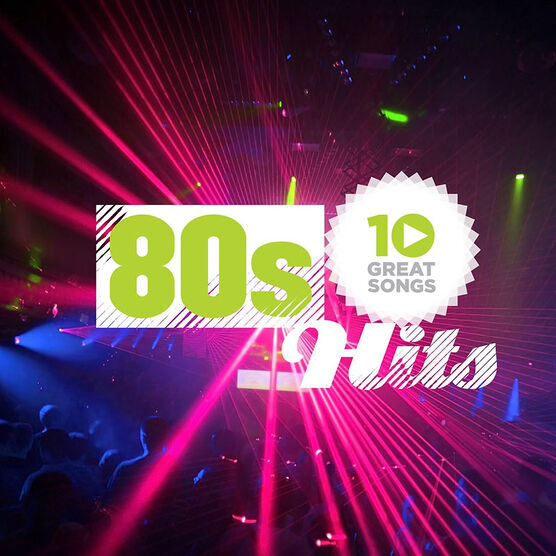 10 Great 80's Songs featuring Various Artists - CD