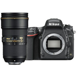 Nikon D750 with 24-70mm Lens