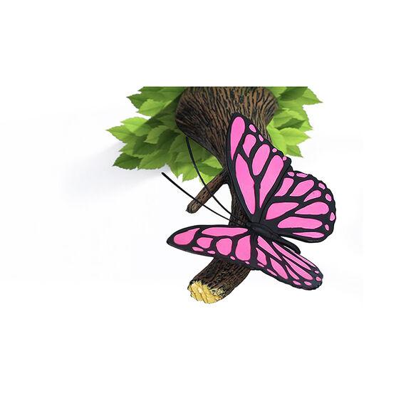 3D Deco Light - Pink Butterfly - 84653