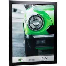 KG Langford 18x24 Black Wood Frame