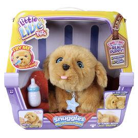 Little Live Pet Snuggles My Dream Puppy - 28185
