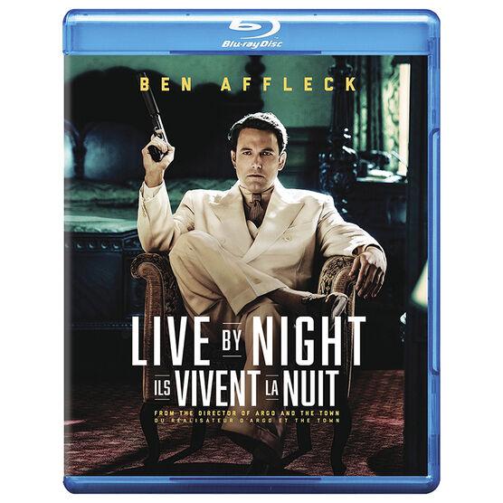 Live By Night - Blu-ray