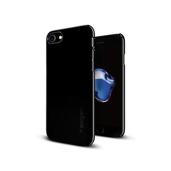 Spigen Thin Fit Case for iPhone 7 Plus - Jet Black - SGP043CS20854