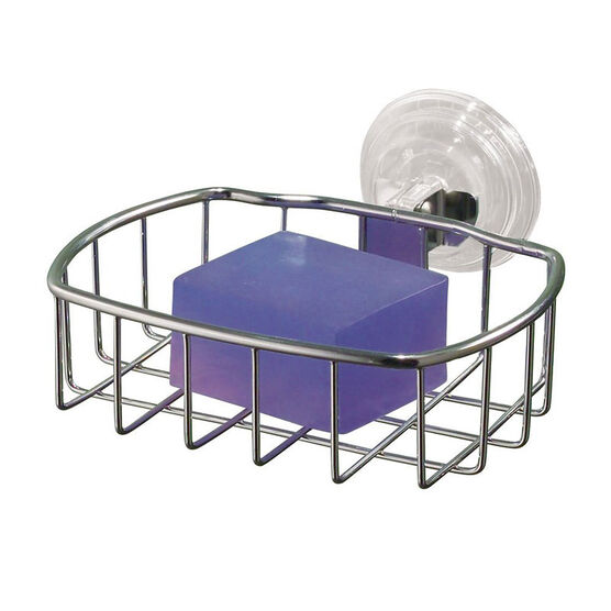 InterDesign Power Max Soap Dish