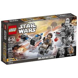 LEGO® Star Wars - Ski Speeder vs. First Order Walker Microfigures