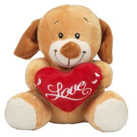 Valentine Plush Animal - Assorted
