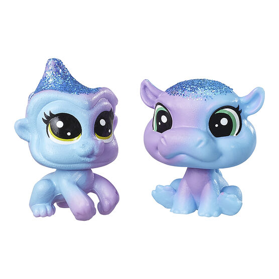 Littlest Pet Shop Rainbow Collections BFF's - Assorted - 2 pack