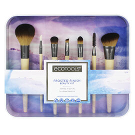 EcoTools Frosted Finish Beauty Kit - 8 piece
