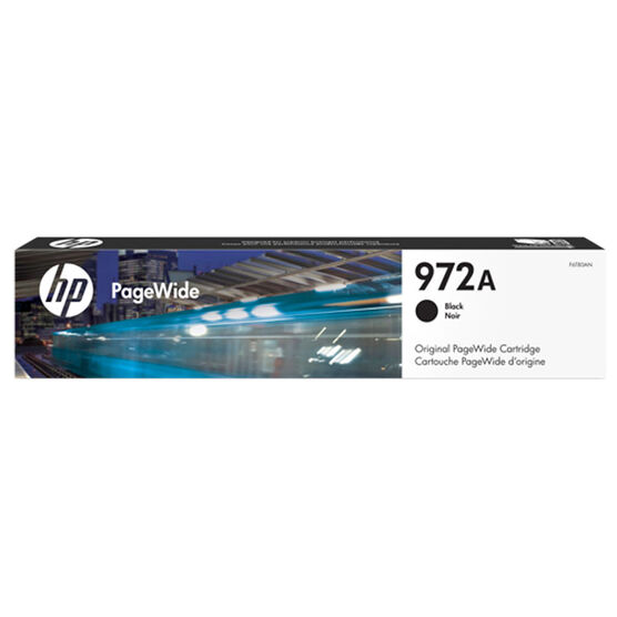 HP 972A Ink Cartridge - Black