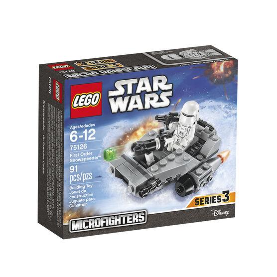 LEGO Star Wars - First Order Snowspeeder