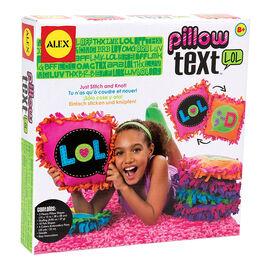 Alex Pillow Text - Assorted