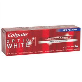 Colgate Optic White Toothpaste - Sparkling Mint - 75ml