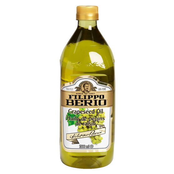 Berio Grapeseed Oil - 1.5L