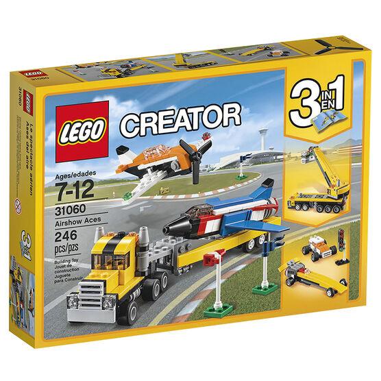 LEGO Creator 3in1 - Airshow Aces