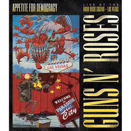 Guns n' Roses - Appetite For Democracy - DVD
