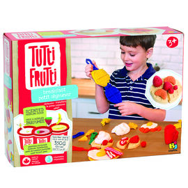 Bojeux Tutti Frutti Modelling Dough - Breakfast Maker Kit