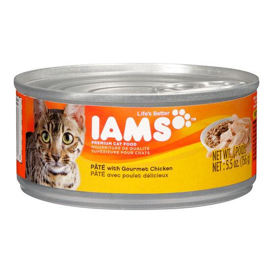 Iams ProActive Health Wet Cat Food - Gourmet Chicken