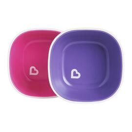 Munchkin Splash Bowls - 2 pack - Assorted