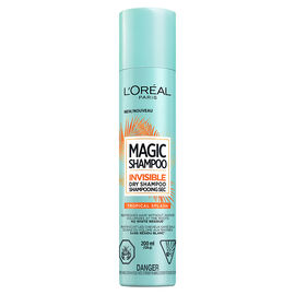L'Oreal Magic Invisible Dry Shampoo - Tropical Splash - 200ml