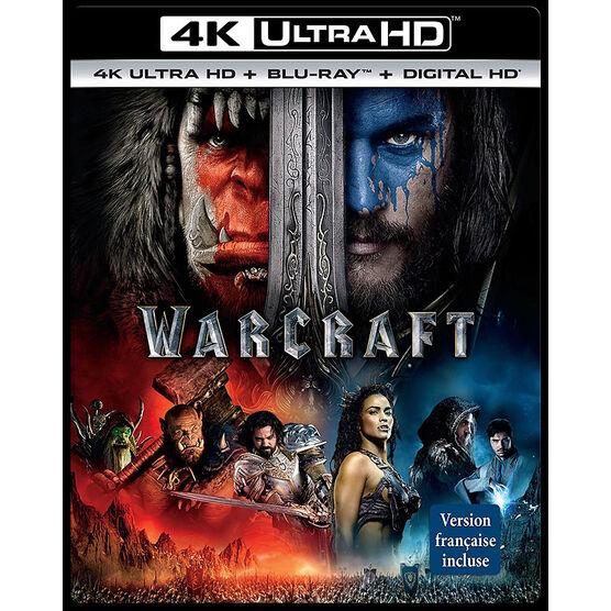 Warcraft - 4K UHD Blu-ray