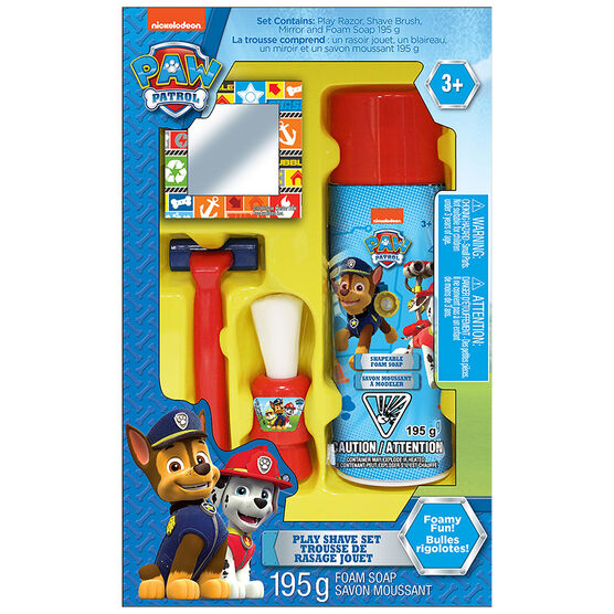 Paw Patrol Play Shave Set