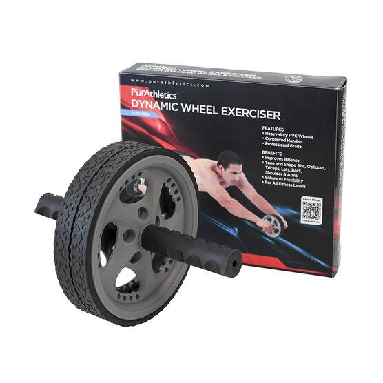 PurAthletic AB Wheel - Grey