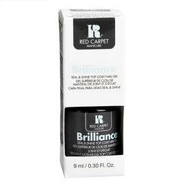 Red Carpet Manicure Brilliance Seal & Shine Top Coat Gel - 9ml
