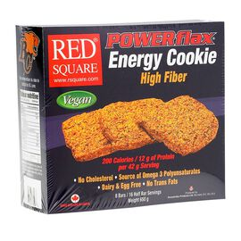 Red Square Powerflax Energy Cookie - 8 pack - 650g