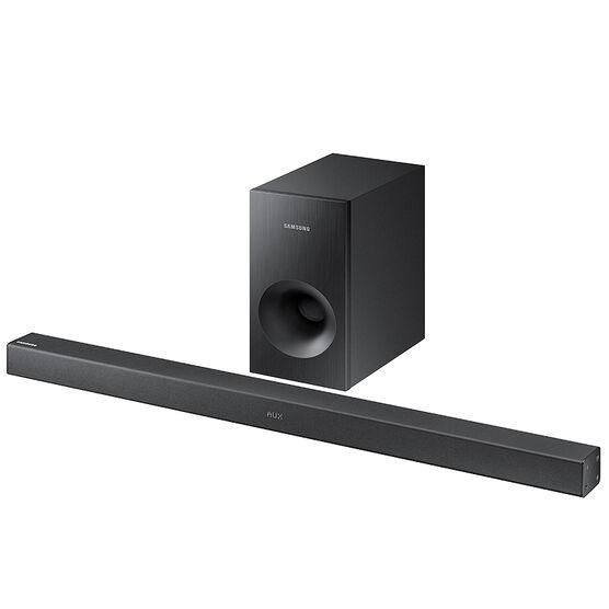 Samsung 130W 2.1 Ch Soundbar - HWK360/ZC