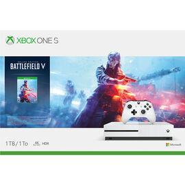 Xbox One S 1TB Battlefield V Bundle - 234-00679