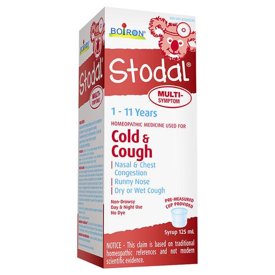 Boiron Stodal Children's Multi-Symptom Syrup - 125g