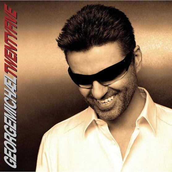 George Michael - Twenty-Five - CD